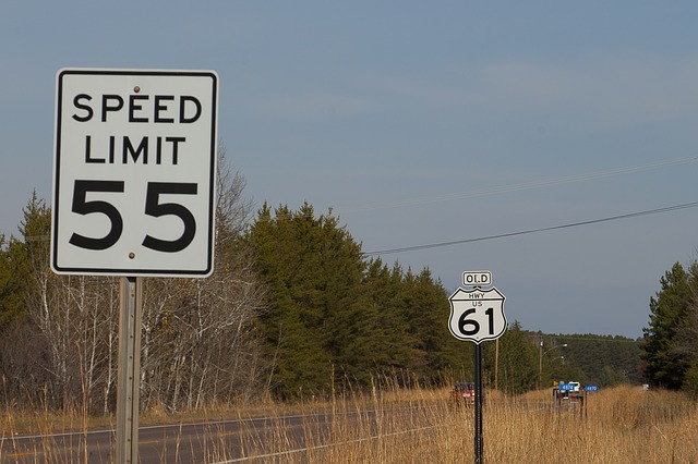 speeding-in-a-55